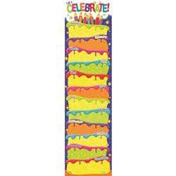 Color My World Birthday Banners Vertical, EU-849726