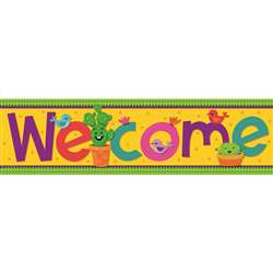 A Sharp Bunch Welcome Banners Horizontal, EU-849731