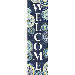 Blue Harmony Welcome Banner, EU-849734