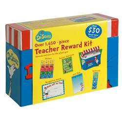 Cat In The Hat Teacher Reward Kit By Eureka