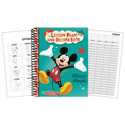 Mickey Lesson Plan & Record Book, EU-866267