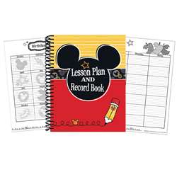 Mickey Color Pop Lesson Plan & Record Book, EU-866268