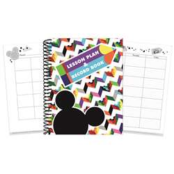 Geo Mickey Lesson Plan Books, EU-866269