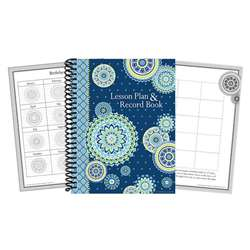 Blue Harmony Lesson Plan/Record Bk, EU-866273