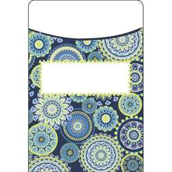 Blue Harmony Mandala Library Pocket, EU-866416