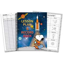 Peanuts Nasa Lesson Plan Book, EU-866430