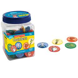 Dr Seuss Counting Chips, EU-867565
