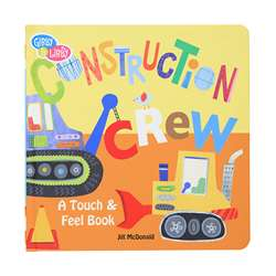 Construction Textured Board Book, EU-BBB718429