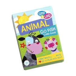 Animal Go Fish Card Game, EU-BCG214586