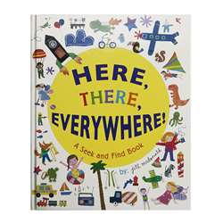 Here There Everywhere Seek Find Bk, EU-BSFB14519