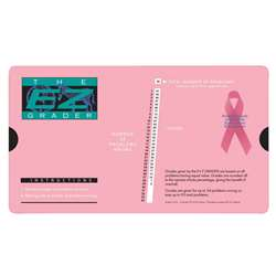 Breast Cancer Pink Original Ez Grader By E-Z Grader