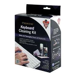 Keyboard Cleaning Kit By Falcon Safety Products