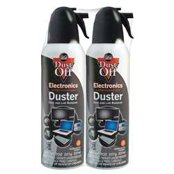 Dust Off 7 Oz Duster 2Pk By Falcon Safety Products