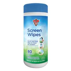 Anti Static Monitor Wipes 80 Ct Canister By Falcon Safety Products