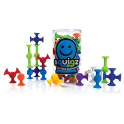 Shop Squigz Starter Set By Fat Brain Toy Company