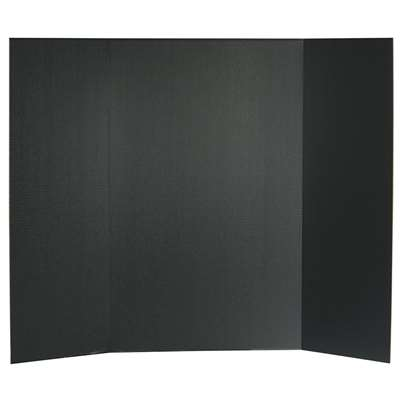 1 Ply Black Project Board Box Of 24, FLP30067
