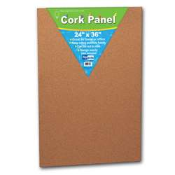 Cork Panel 24In X 36In By Flipside