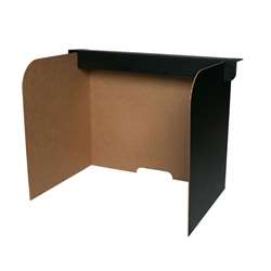 "Desktop Privacy Screen 18"" 24Pk Large, FLP61855"
