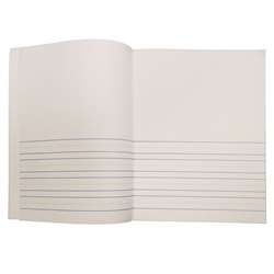 Soft Blank Book Ruled 85X11 24 Pack Portrait, FLPBK80124
