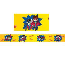 Superhero Border Trim, FLPSH003
