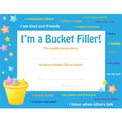 Bucket Filler Award 30 Pack, FLPUS201