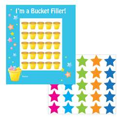 Bucket Filler Sticker Chart, FLPUS500
