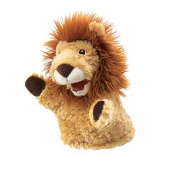 Little Lion Puppet By Folkmanis