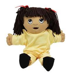 Dolls Hispanic Girl Doll Sweat Suit, FPH731