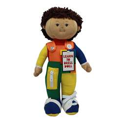 Learn To Dress Doll Hispanic Boy By Childrens Factory