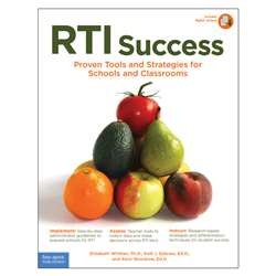 Rti Success By Free Spirit Publishing