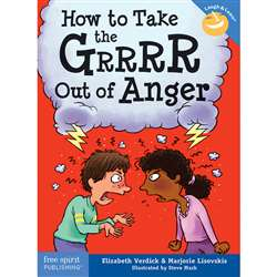 How To Take The Grrr Out Of Anger Book, FRE9781575424941