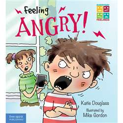 Feeling Angry Book, FRE9781631982514