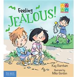 Feeling Jealous Book, FRE9781631982521