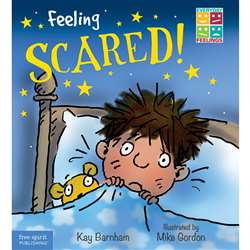Feeling Scared Book, FRE9781631982545
