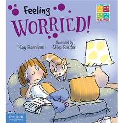 Feeling Worried Book, FRE9781631982552