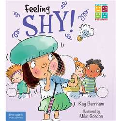 Feeling Shy Book, FRE9781631982569