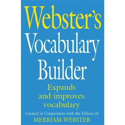 Websters Vocabulary Builder By Federal Street Press