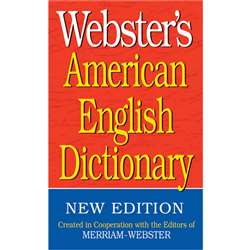 Websters American English Dictionary By Federal Street Press
