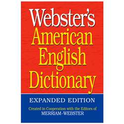 Webster American English Dictionary, FSP9781596951549