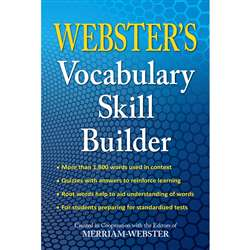 Websters Vocabulary Skill Builder, FSP9781596951730