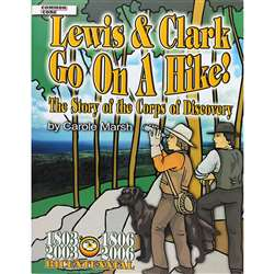 Lewis & Clark Go On A Hike By Gallopade