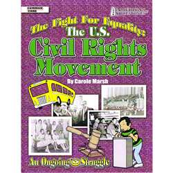 The Fight For Equality The Us Civil Rights Movement By Gallopade