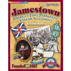 Jamestown The First Permanent English Settlement By Gallopade