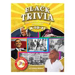 Black Heritage Celebrating Culture Black Trivia, GALBHPTRI