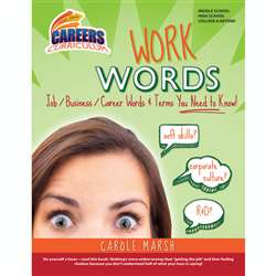 Careers Curriculum Work Words, GALCCPCARWOR