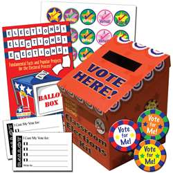 Classroom Elections Kit By Gallopade