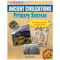 Primary Sources Ancient Civilizations, GALPSPANCCIV