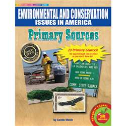 Environment & Conservation Issues Primary Sources, GALPSPCON