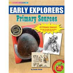Early Explorers Primary Sources, GALPSPEXP