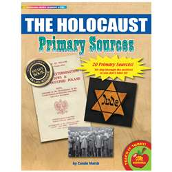 Primary Sources Holocaust, GALPSPHOL
